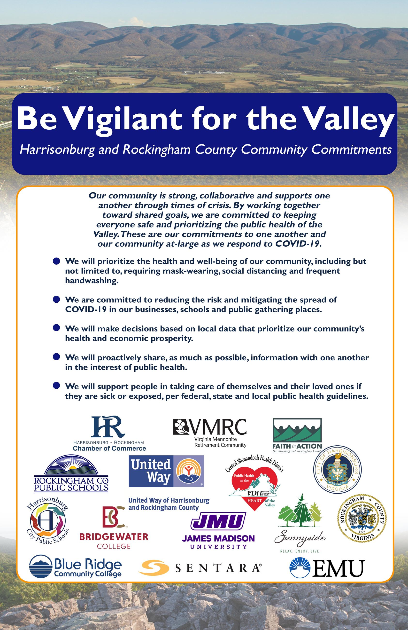 Be Vigilant for the Valley
